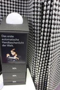 SOI Handtaschenbeleuchtung